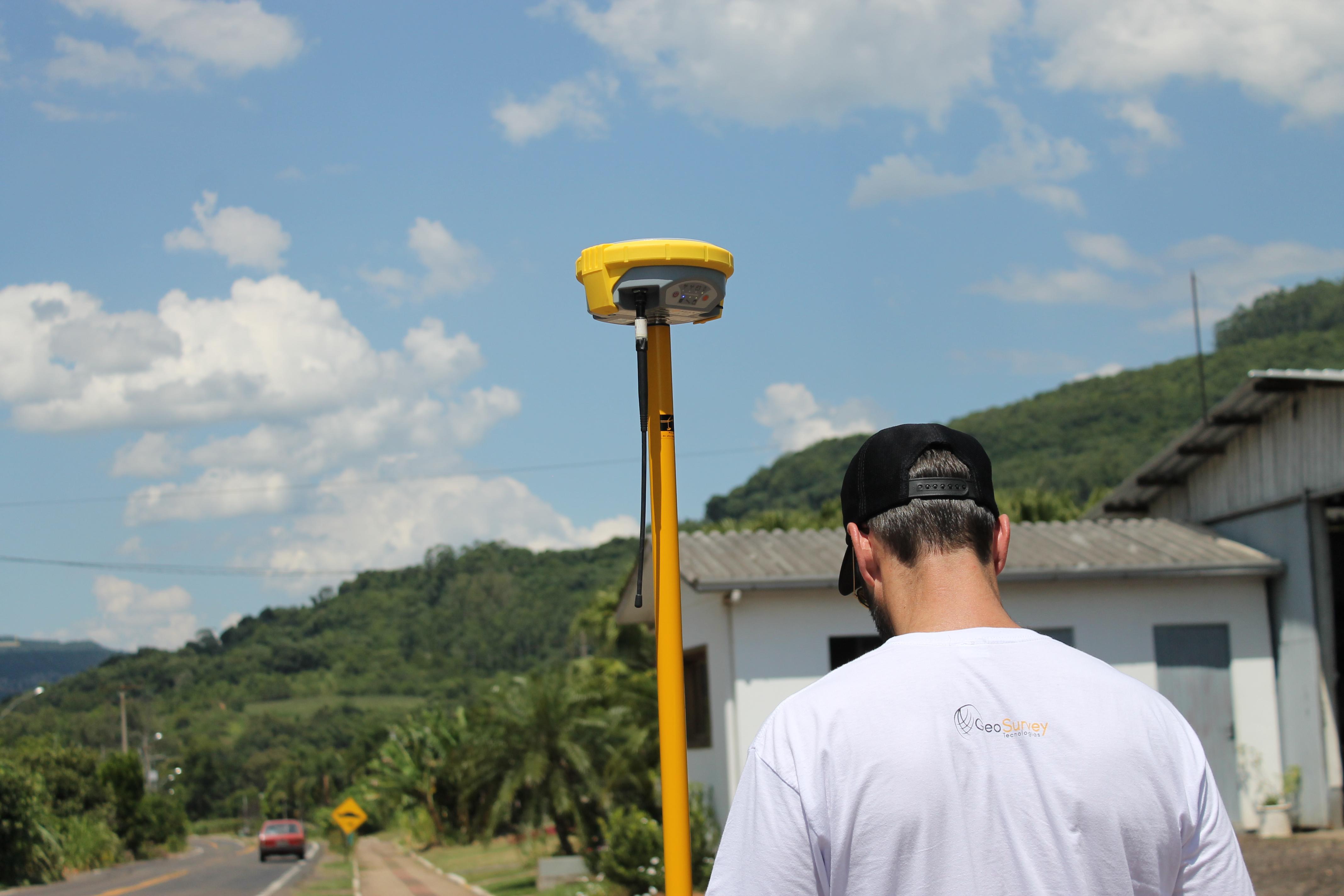 Aluguel GNSS RTK